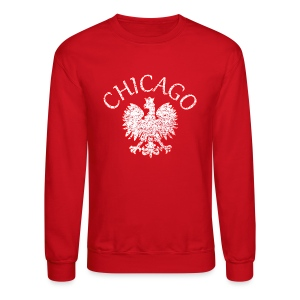 Polish Eagle Chicago - Crewneck Sweatshirt