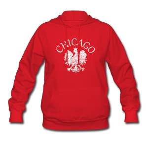 Polish Eagle Chicago - Women's Hoodie