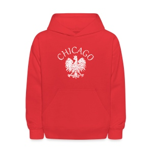 Polish Eagle Chicago - Kids' Hoodie