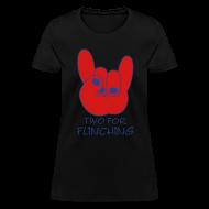 T-Shirts ~ Women's T-Shirt ~ TFF Logo Ladie's