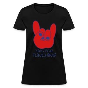 TFF Logo Ladie's - Women's T-Shirt