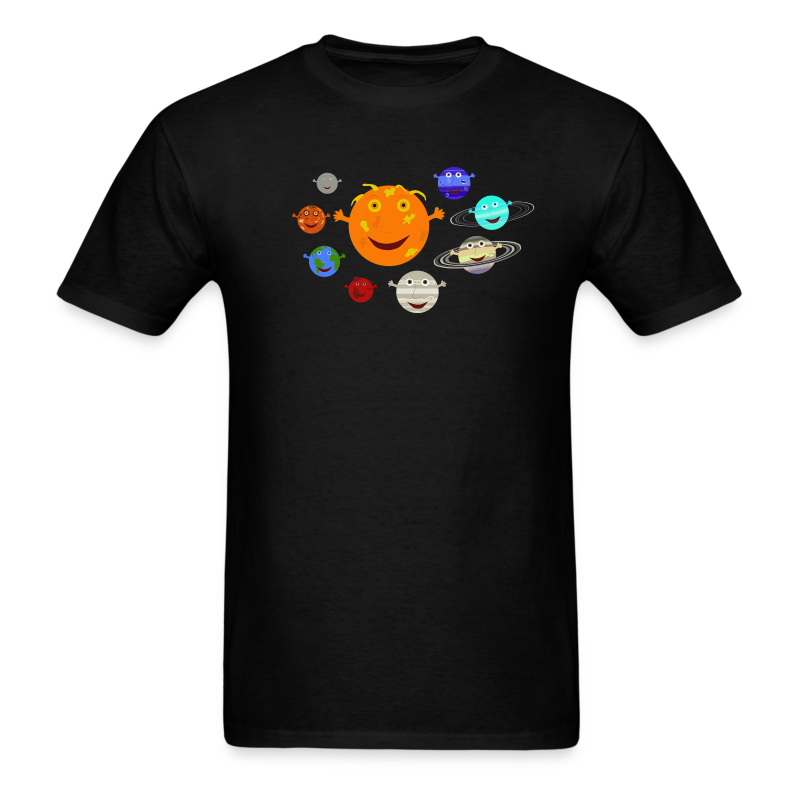 camp solar system t shirts - photo #22