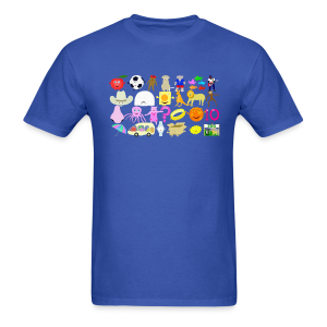 Phonics Song 3 - Men's T-Shirt