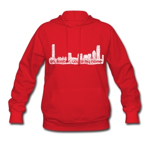 Boston You Are My Home - Women's Hoodie