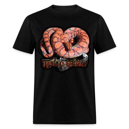 Living Gems Classic Reflected Logo T-Shirt (Men's Standard) - Men's T-Shirt