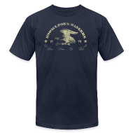 T-Shirts ~ Men's T-Shirt by American Apparel ~ Knowlton's Rangers Men