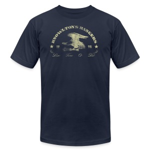 Knowlton's Rangers Men - Men's T-Shirt by American Apparel