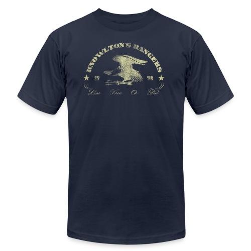 Knowlton's Rangers Men - Men's Fine Jersey T-Shirt