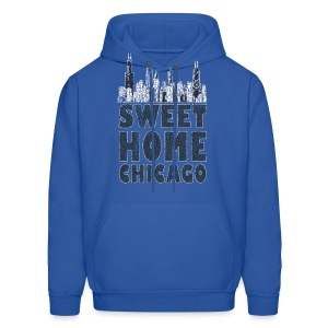 Old Sweet Home Chicago - Men's Hoodie
