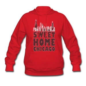 Old Sweet Home Chicago - Women's Hoodie
