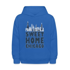 Old Sweet Home Chicago - Kids' Hoodie