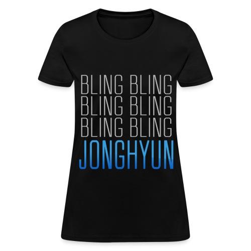 SHINee - Bling Bling - Women's T-Shirt