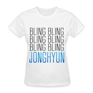 SHINee - Bling Bling - Women's T-Shirt