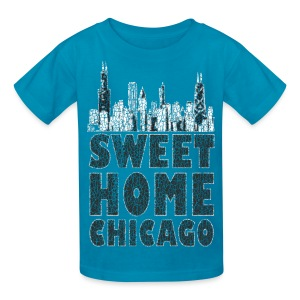 Old Sweet Home Chicago - Kids' T-Shirt