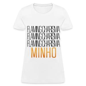 SHINee - Flaming Charisma - Women's T-Shirt