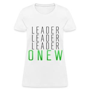 SHINee - Leader - Women's T-Shirt