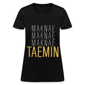 SHINee - Maknae - Women's T-Shirt