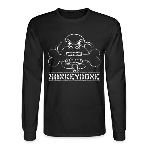 Monkeybone Long-sleeve Tee - Men's Long Sleeve T-Shirt