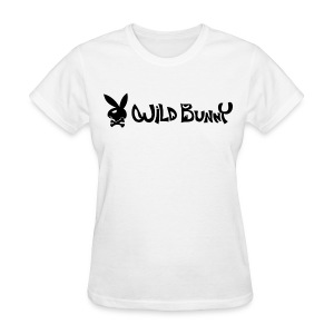 Wild Bunny - Women's T-Shirt