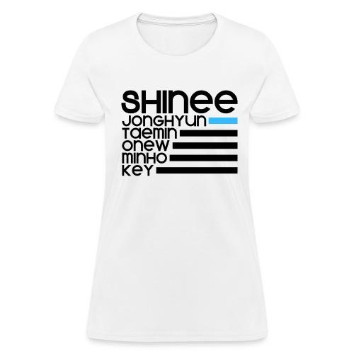SHINee BIAS Jonghyun - Women's T-Shirt
