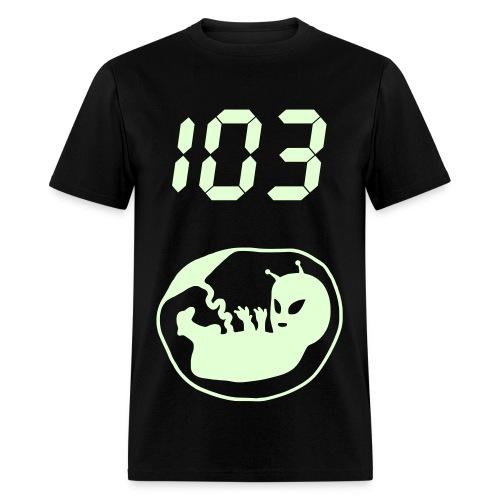 Alien Fetus 103 - Men's T-Shirt