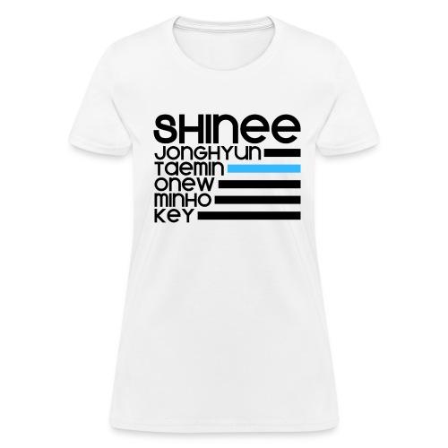SHINee BIAS Taemin - Women's T-Shirt