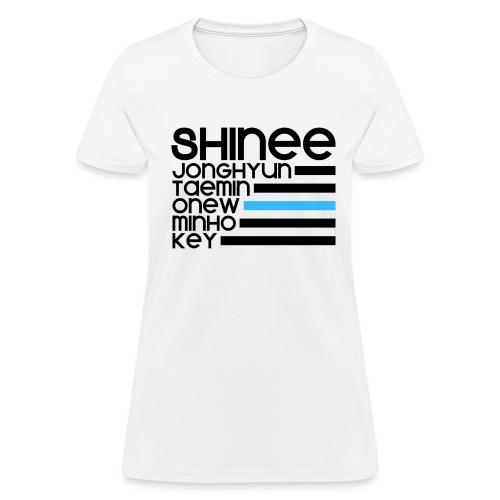 SHINee BIAS Onew - Women's T-Shirt