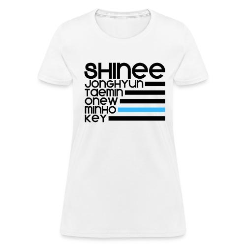 SHINee BIAS Minho - Women's T-Shirt