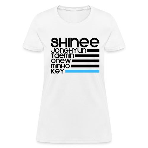 SHINee BIAS Key - Women's T-Shirt