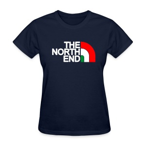 The North End - Women's T-Shirt