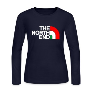 The North End - Women's Long Sleeve Jersey T-Shirt