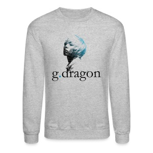 Big Bang - GD Typography - Crewneck Sweatshirt