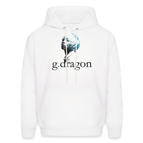 Big Bang - GD Typography - Men's Hoodie