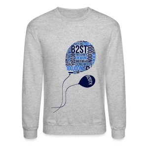 B2ST - Balloons - Crewneck Sweatshirt