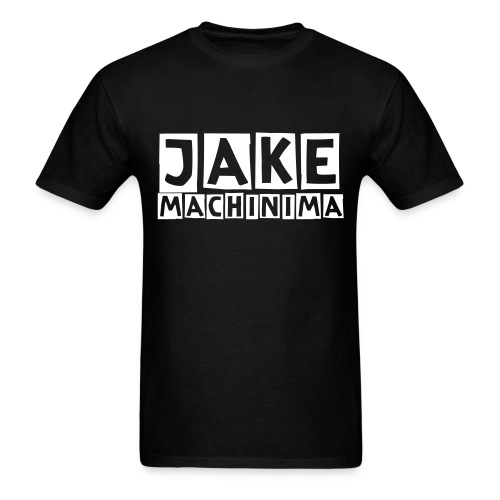 JakeMachinima T-Shirt - Men's T-Shirt