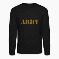 Army (V) Long Sleeve Shirts