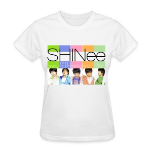 [SHINee] Replay Era - Women's T-Shirt