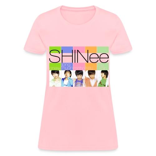 [SHINee] Replay Era - Women's T-Shirt