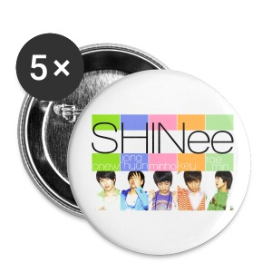 [SHINee] Replay Era (Smaller) - Small Buttons