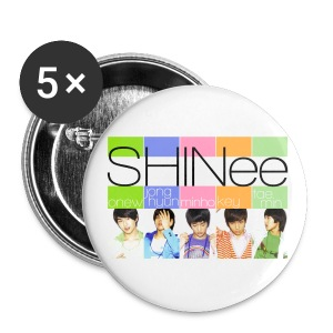 [SHINee] Replay Era - Large Buttons
