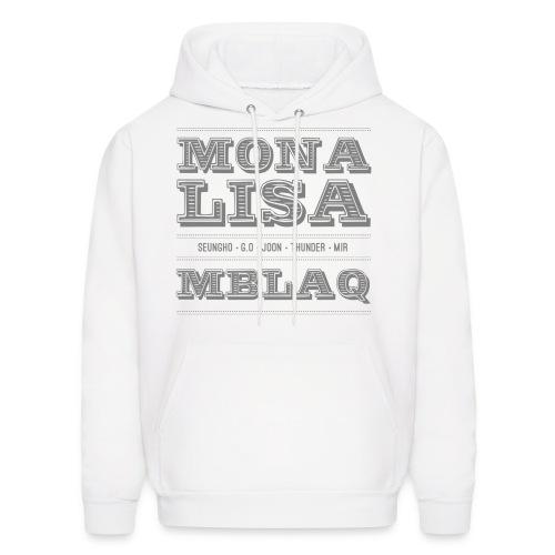 [MBLAQ] Mona Lisa - Men's Hoodie