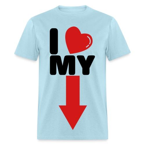 I <3 my... - Men's T-Shirt