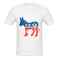 T-Shirts ~ Men's T-Shirt ~ Democrat T-shirt