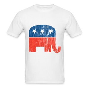 Republican T-shirt - Men's T-Shirt