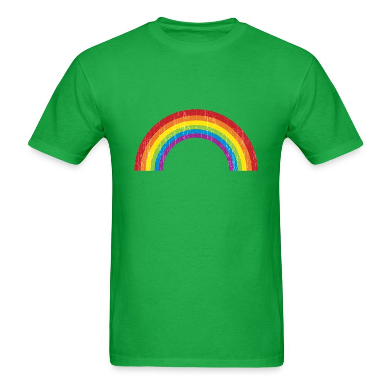 Rainbow Vintage - Men's T-Shirt