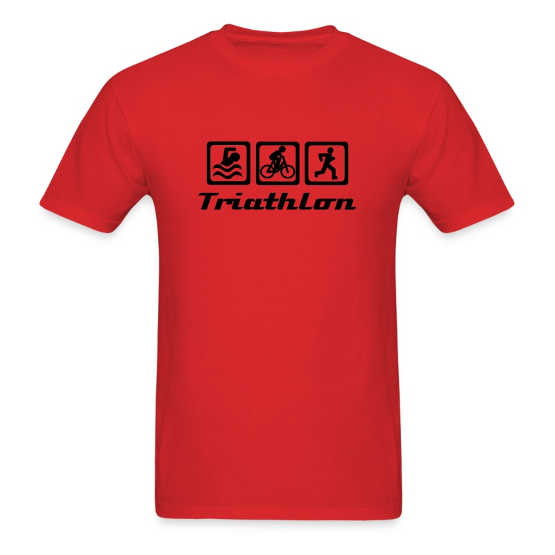 Triathlon T-shirt - Men's T-Shirt
