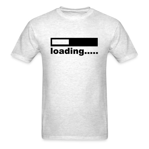 Loading T-shirt - Men's T-Shirt