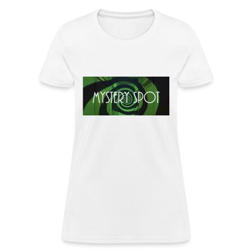 Mystery Spot (Designed by Anne) - Women's T-Shirt