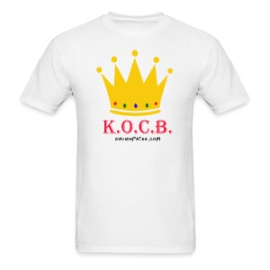 KOCB Color Crown  Men's Standard Weight T-Shirt - Men's T-Shirt