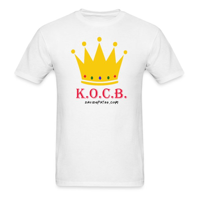 KOCB Color Crown  Men's Standard Weight T-Shirt